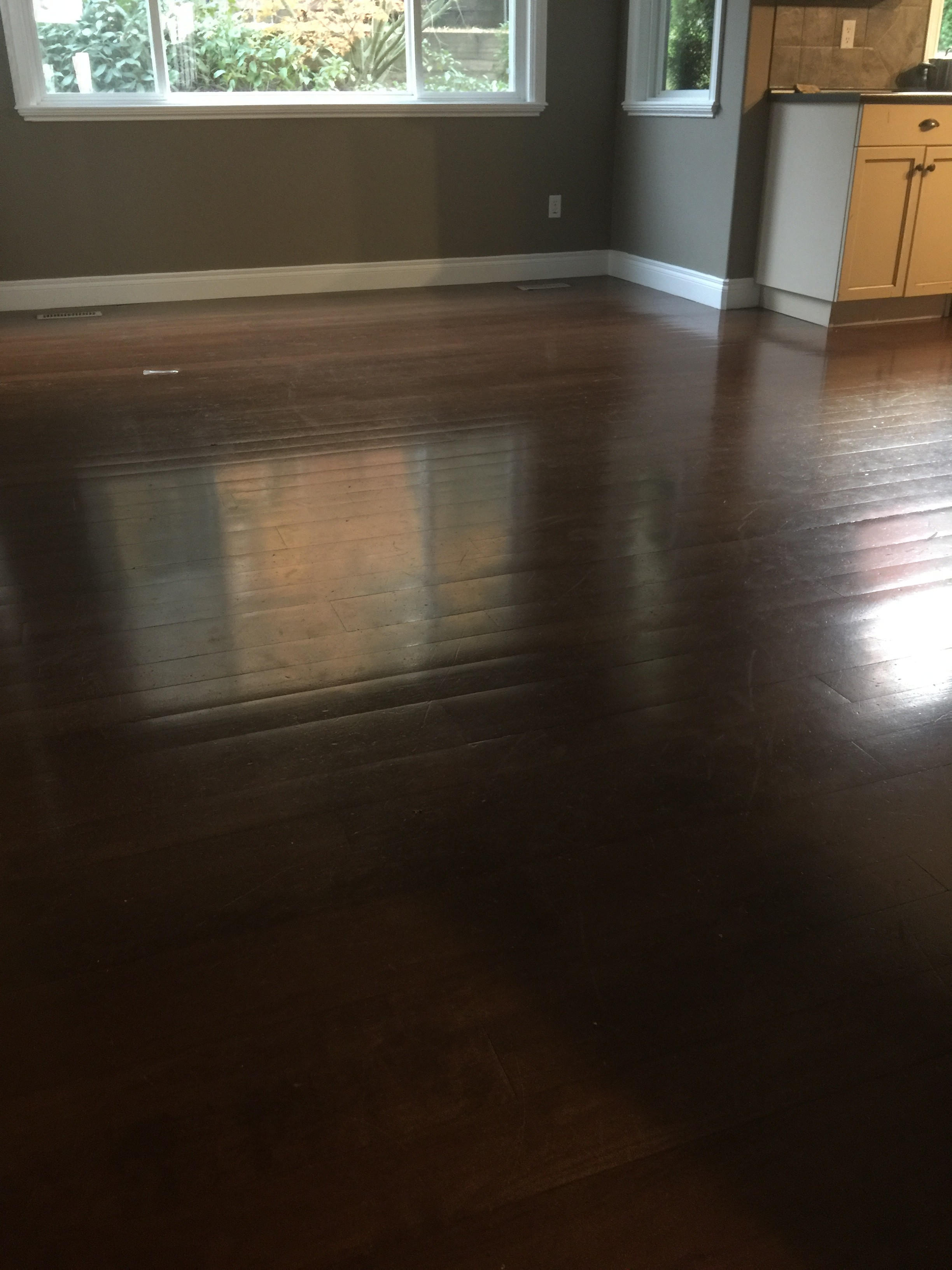 Moisture and your hardwood floor evergreen hardwood floors for Hardwood floors humidity